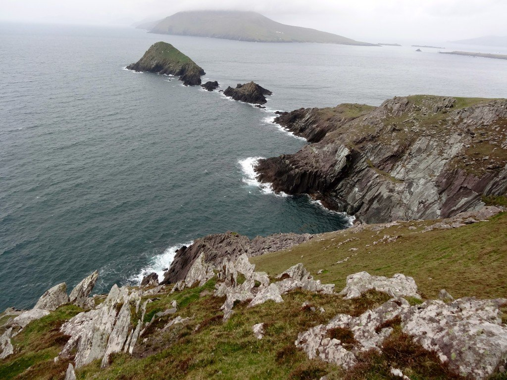 Slea Head, the end of the Western (old) world