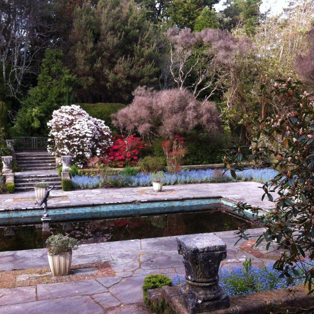 Garinish Island, Italian garden